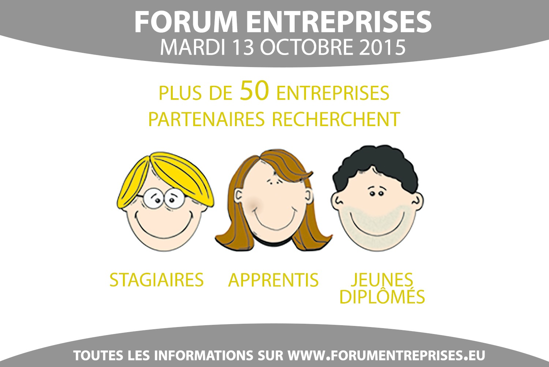 forum entreprises 2015
