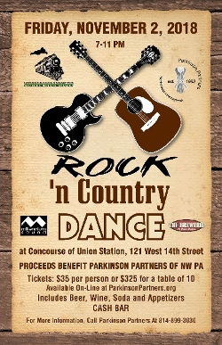 Rock 'n Country Dance